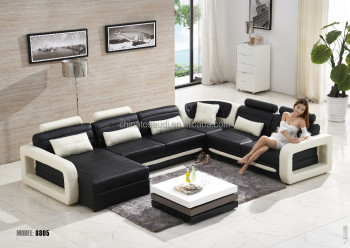 Great New Latest Design Sofa Set L Shaped Sofa New Model Sofa Sets