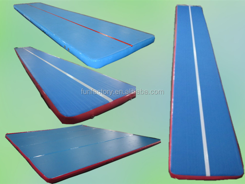 double wall fabric inflatable gymnastics mats canton fair inflatable folding gymnastics mats
