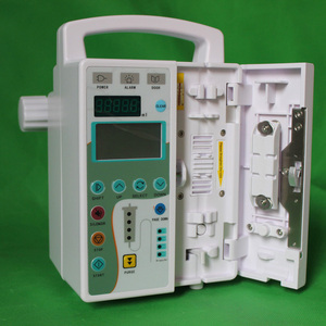 MSLIS03 Medical high pressure infusion&syringe pump in China