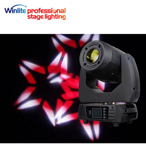 amazing effect 250w led gobo spot moving head stage light