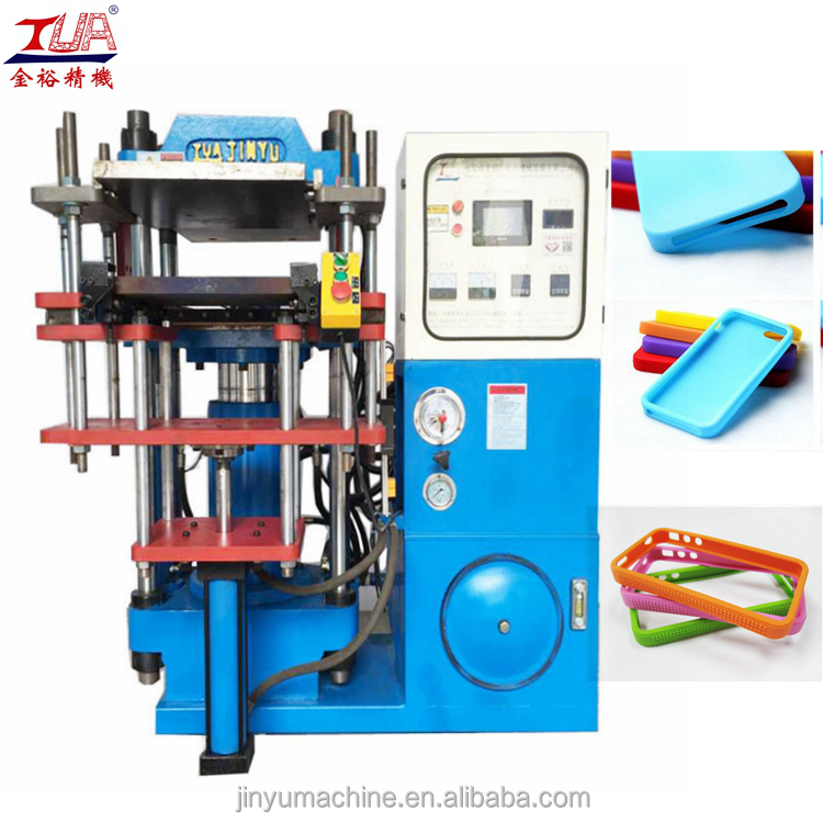 JY-A02 all kined of Silica gel phone cover making machine