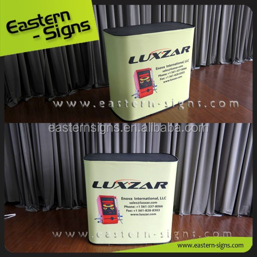 Outdoor Wholesale Counter Display Cases for Advertising