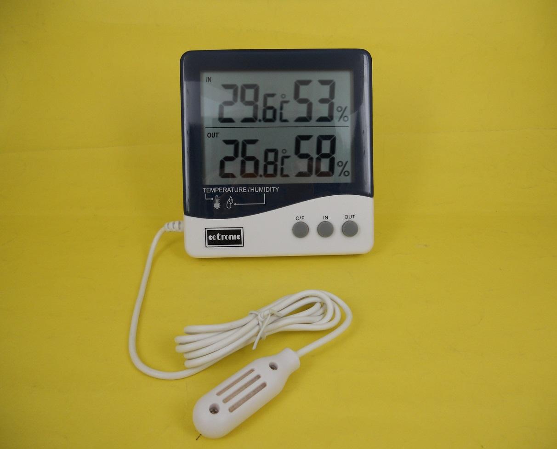 Kühlschrank Thermometer Digital : Große großbild digital raum thermometer und hygrometer buy