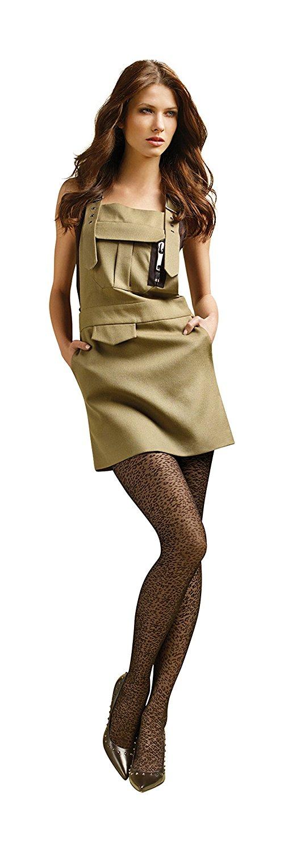 6406c63611aa4 Get Quotations · Womens Fashion Sheer Hosiery 3D Microfibre Pattern Tights,  20 Denier