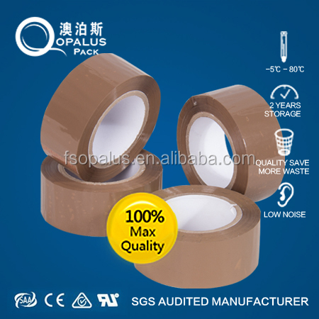 12 Rolls 2.0 Mil X 35 mmX 300 Yards BOPP Adhesive Tape with Color Printed