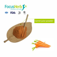 Hot sale beta carotene carrot powder
