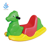 YF-08001 HDPE animal rider rocking toy family preschool use rocking horse indoor playground equipment toys animal ride for kids