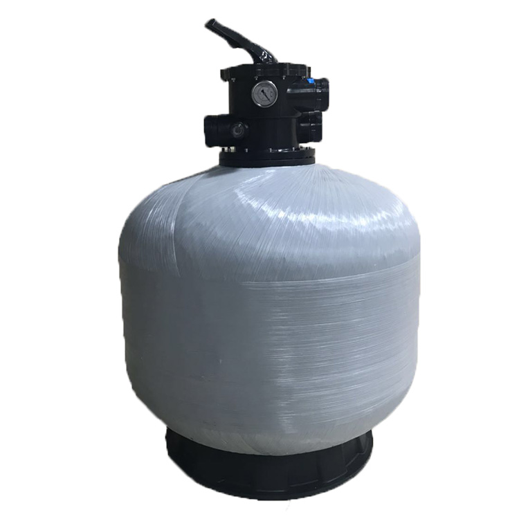 400mm China Top Mount swimming pool sand filter for water filtered Guangzhou China swimming pool equipment