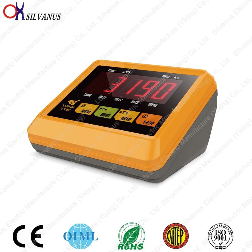 chinese weighing indicator for forklift scale XK3190-T12E