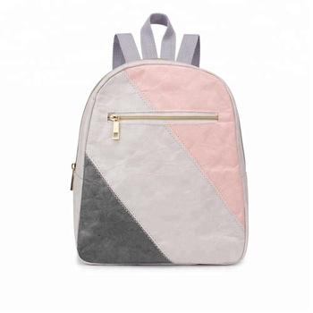 Custom School Bag Paper Daypack Tyvek Cute Backpacks For Girls