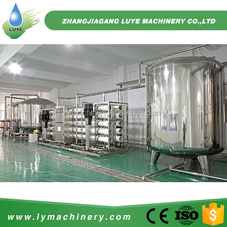 Water Purification Best Quality Spring Water Filters Salt Water Treatment System