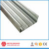 Drywall Partition C Channel U Channel Stud Metal Track
