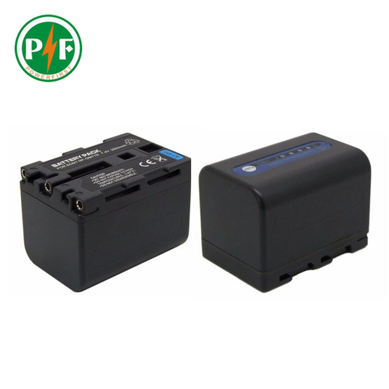 Batterie Rechargeable NP-FM70/QM71for Sony