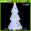 outdoor christmas decoration white inflatable christmas tree