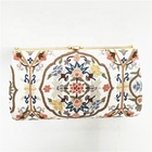 Chinese style cotton embroidery flower pattern messenger bag ladies clutch bag can design logo