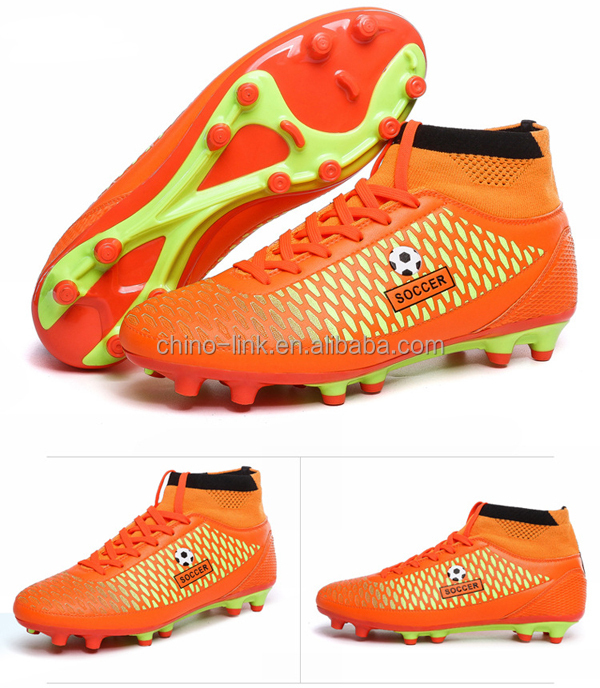 Fly knit upper 2015 good quality manufacturer magista cheap soccer shoe boots