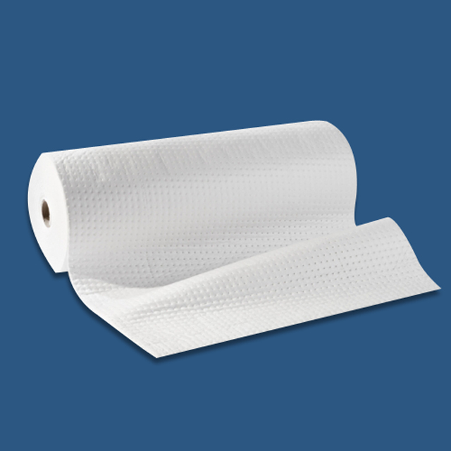 Hot selling 100% pp liquid absorbent roll