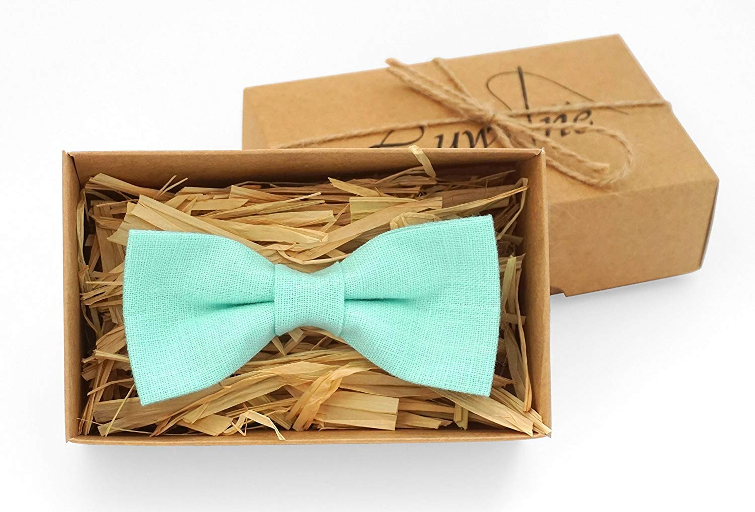 Mint wedding bow ties/tifany blue/mint groomsmen bow tie/mint bow tie - mint necktie/bow ties for men/mint bow tie with pocket square/mint best mens tie/mint boys bow ties/ring bearer