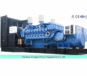 cheap1000kw/1250kva MTU engine marin Diesel Generator Set for sale