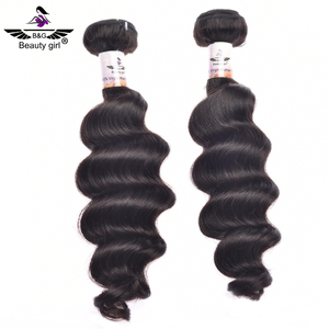 Wholesale 100% Natural hair extensions cash on delivery 24 inch human hair weave extension indian hair in chennai