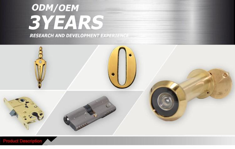 Wholesale Embedded Door Handle,low Profile Doorknob
