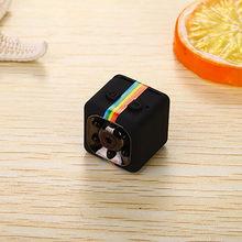 SQ11 мини камера HD 1080P маленькая камера датчик ночного видения Видеокамера микро видео камера DVR DV регистратор движения видеокамера SQ 11(Китай)