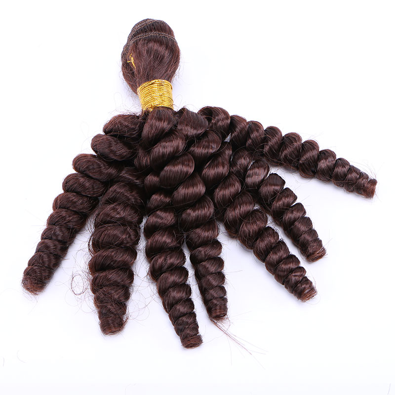 Double Drawn Aunty Funmi Hair Synthetic Hair Extension