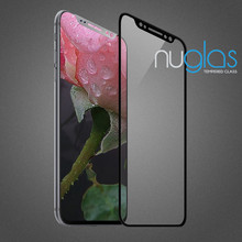 New Arrival premium products glass protective 3d full cover screen protector for iphone 8