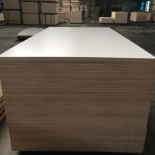 18mm mdf bordatura strisce made in China