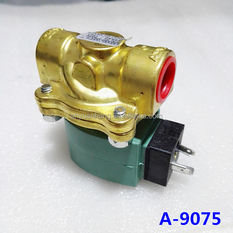 YH durable Good quality parts for water jet cutter,ASCO solenoid valve
