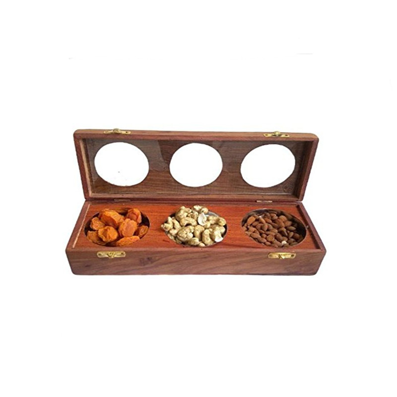 Masala Spice Box With 3 Storage Compartments Wooden Dry Fruit Gift Box  sc 1 st  Alibaba & Masala Spice Box With 3 Storage Compartments Wooden Dry Fruit Gift ...