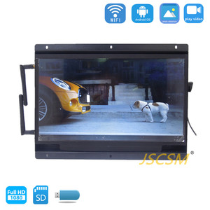 low cost 8 10 13 inch android wifi touch screen open frame ips lcd monitor