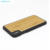 Factory Direct Supply Real bamboo Wood PC Phone Case for iPhone X XR XS MAX