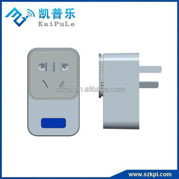 Remote Control Wifi Power Outlet