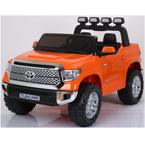 Newest TOYOTA TUNDRA Licensed Ride On Car pick up truck 4x4 ute 12v kids car