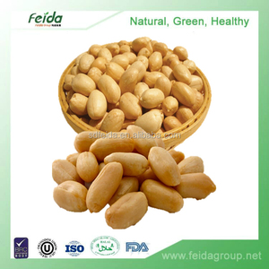 Wholesale roasted salted peanuts cheap price chilli coated spicy peanuts