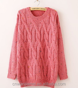 lady sweater pullover sweater ladies red snowflake pullover knit sweater