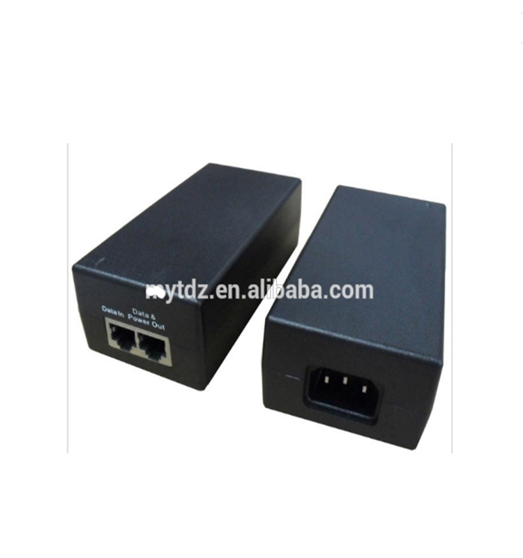 48V1A Desktop Fast network POE power supply factory direct <strong>manufacturing</strong>
