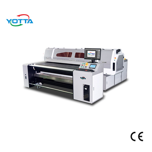 Belt-type Digital Textile printer for both T-shirt and fabric sheet printing