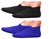 Spandex Neoprene lining flat unisex casual shoes for lady