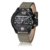 2020 New Fashion Design Three-Eye Silicone  Band Mens Watch Luxury Mechanical Watches Men
