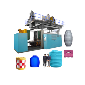 Hdpe water plastic drum blowing making machines