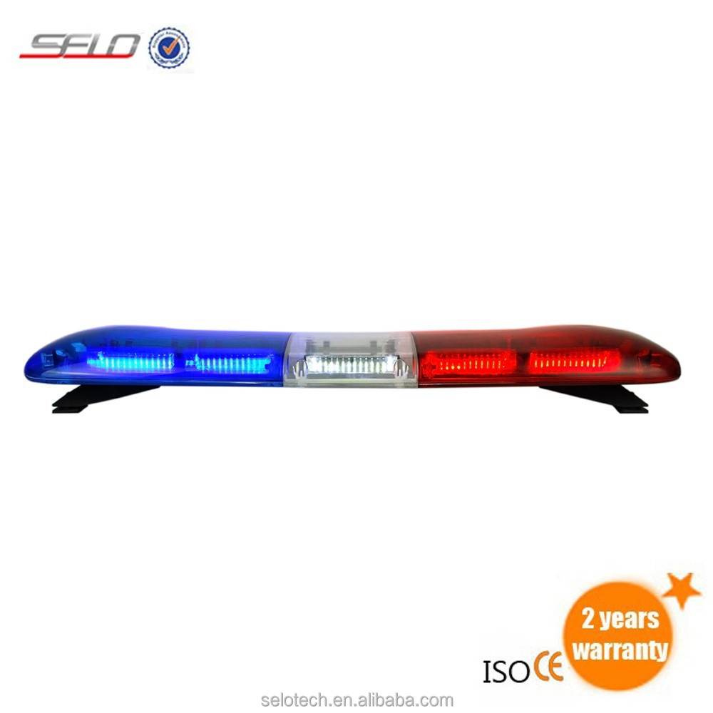 High quality LED warning Low energy light bar (AH-L518 SERIES) With ECE R65 R10