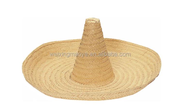 Commercio all ingrosso Messicano Sombrebos Cappello di Paglia Per La Vendita ebae79023677