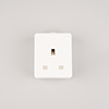 WK 13A 1 Outlet Power Extension Cable Plug Socket with Fused Plug Top