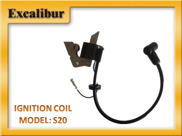 5HP Gasoline Engine Spare Parts- IGNITION COIL Model S20