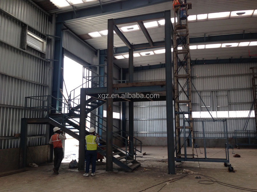 modern cheap high quality peb steel structure
