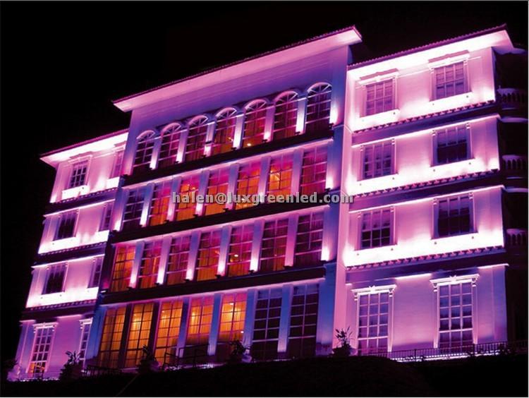 Indoor outdoor decoration 600mm 36w rgb led bar dmx led - Iluminacion led decorativa ...