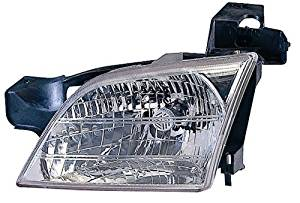 Chevy/Oldsmobile/Pontiac Replacement Headlight Assembly - Driver Side by AutoLightsBulbs