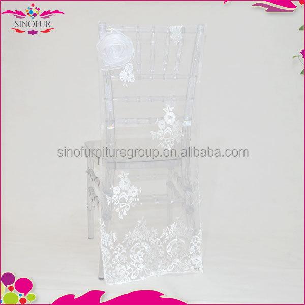 gros qingdao sinofur housses de chaises en plastique pour le mariage housse chaise id de produit. Black Bedroom Furniture Sets. Home Design Ideas